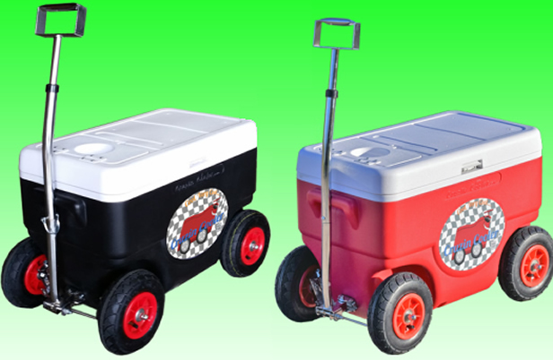 Coolagon - Cooler Scooter Wagon